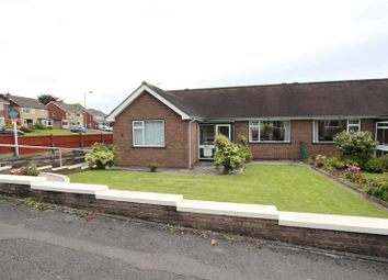 Thumbnail 2 bed semi-detached bungalow for sale in Lucerne Place, Newcastle-Under-Lyme