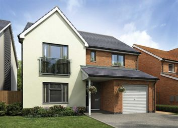 Thumbnail 5 bedroom detached house for sale in Trentham Manor, Stoke-On-Trent, Staffordshire