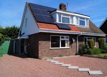 Thumbnail 2 bed semi-detached house for sale in Halifax Drive, Worcester
