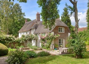 Thumbnail 4 bed detached house for sale in Farnham, Blandford Forum