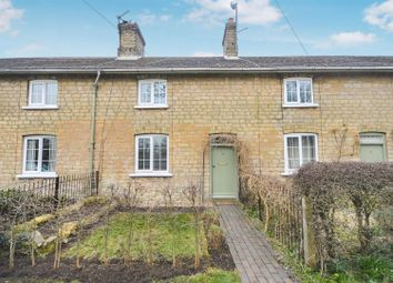 Thumbnail 2 bed terraced house to rent in The Row, Cold Hanworth, Lincoln