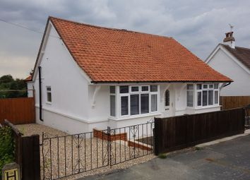 Thumbnail 3 bed detached bungalow for sale in Park Road, Aldershot