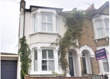 Thumbnail 4 bed end terrace house for sale in Burleigh Road, Enfield