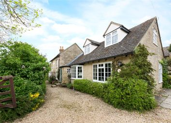 Thumbnail 4 bed detached house for sale in New Yatt Road, North Leigh, Witney, Oxfordshire
