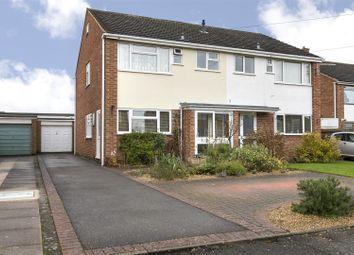Thumbnail 3 bed semi-detached house for sale in West View Road, Cubbington, Leamington Spa