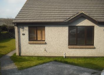 Thumbnail 2 bed bungalow to rent in The Paddock, Redruth