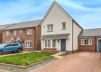 Thumbnail Link-detached house for sale in Garden Fields, Offley, Hitchin