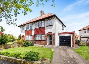 Thumbnail 3 bed semi-detached house for sale in Groveland Way, New Malden