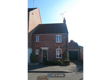Thumbnail 3 bed end terrace house to rent in Portia Way, Warwick