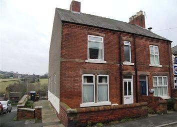 Thumbnail 2 bed end terrace house for sale in Nottingham Road, Belper