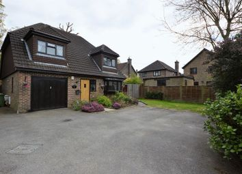 Thumbnail 4 bed detached house for sale in Bulls Copse Lane, Waterlooville