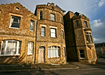 Thumbnail 1 bed flat to rent in Boscobel Road, St. Leonards-On-Sea