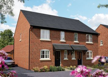 "Thumbnail 3 bedroom property for sale in ""The Southwold"" at Burton Road, Streethay, Lichfield"