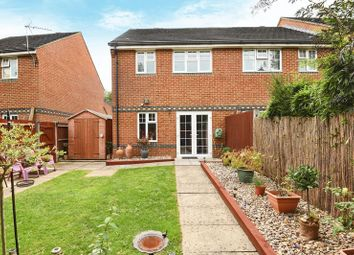 Thumbnail 2 bed end terrace house for sale in Officers Row, Bramley, Tadley
