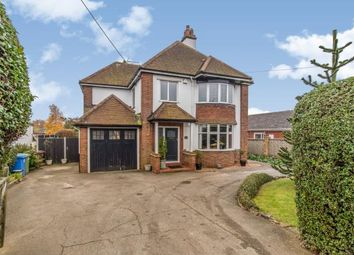 Thumbnail 4 bed detached house for sale in Minster Road, Minster-On-Sea, Sheppey, Kent