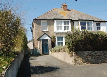 Thumbnail 3 bed semi-detached house to rent in Lynstone Road, Bude