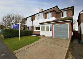 Thumbnail 4 bed semi-detached house for sale in Roddam Close, Colchester