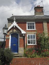 Thumbnail 3 bed semi-detached house to rent in Hackney Road, Peasenhall, Saxmundham