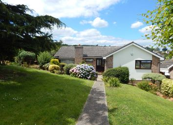 Thumbnail 3 bed detached bungalow for sale in Burnards Close, Colyton, Devon