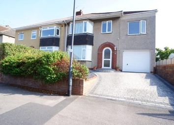 Thumbnail 4 bed property for sale in Four Acre Road, Downend, Bristol