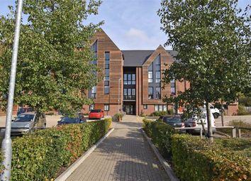 Thumbnail 2 bed flat for sale in Chamberlain Manor, Ashford, Kent