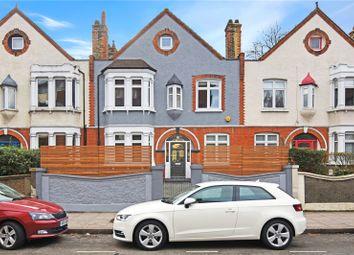 Thumbnail 4 bedroom terraced house for sale in Carleton Gardens, Brecknock Road, London