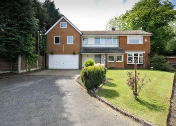 Thumbnail 5 bedroom detached house for sale in Shorefield Mount, Egerton, Bolton
