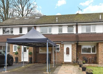 Thumbnail 3 bed terraced house for sale in Bailey Close, Frimley, Camberley, Surrey