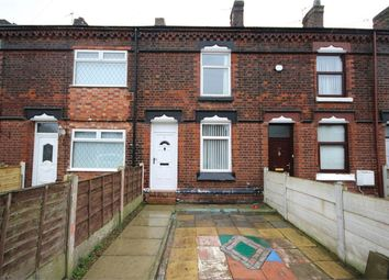 Thumbnail 2 bed terraced house to rent in Mercer Street, Burtonwood, Warrington