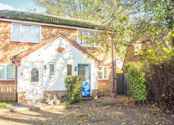 Thumbnail 2 bed end terrace house for sale in Tomlin Close, Epsom