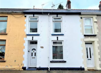 Thumbnail 2 bed terraced house for sale in Treharne Street, Cwmparc, Treorchy, Rhondda Cynon Taf