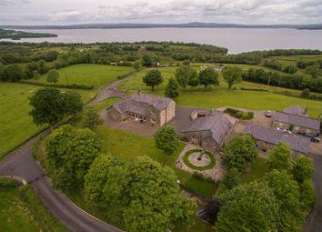 Thumbnail 3 bed detached house for sale in 467, Lough Shore Road, Enniskillen