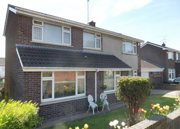 Thumbnail 3 bed link-detached house for sale in Chapel Close, Dinas Powys