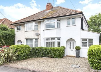 Thumbnail 4 bedroom semi-detached house for sale in Buckland Crescent, Windsor, Berkshire