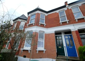 Thumbnail 3 bed flat for sale in Albert Road, Alexandra Park