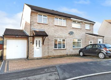 Thumbnail 3 bed semi-detached house to rent in Burbank Close, Longwell Green, Bristol