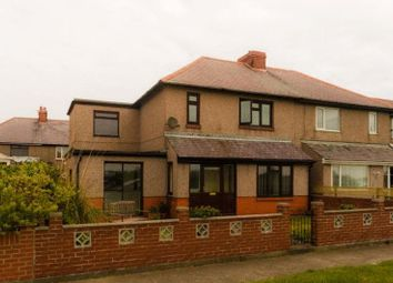 Thumbnail 3 bed semi-detached house for sale in Panhaven Road, Amble, Morpeth