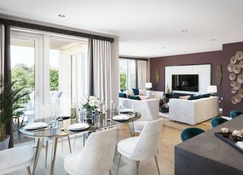 "Thumbnail 2 bedroom flat for sale in ""Highwood Place"" at The Ridgeway, Mill Hill, London"