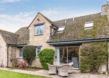 Thumbnail 4 bed detached house for sale in The Furlong, Downs Road, Standlake, Witney