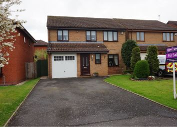 Thumbnail 4 bed detached house for sale in Nelson Crescent, Stafford