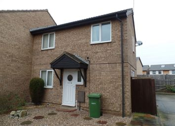 Thumbnail 2 bed property to rent in Hadrians Court, Fletton, Peterborough. PE2 8Nj