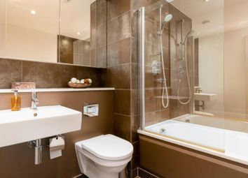 Thumbnail 2 bed flat to rent in Landmark Building, East Tower, Canary Wharf, Westferry Circus, Canary Riverside, London, London