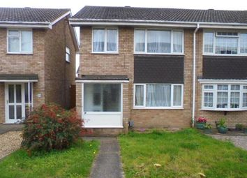 Thumbnail 3 bed property to rent in Lilac Walk, Kempston, Bedford