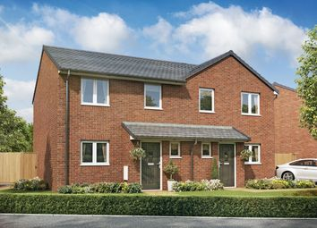 "Thumbnail 3 bedroom semi-detached house for sale in ""The Westhorpe A"" at High Street, Riddings, Alfreton"