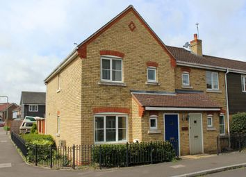Thumbnail 3 bed end terrace house for sale in Turgis Road, Fleet