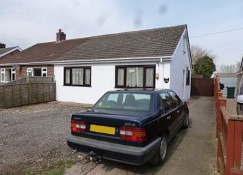 Thumbnail 2 bedroom semi-detached bungalow for sale in Everingtons Lane, Skegness
