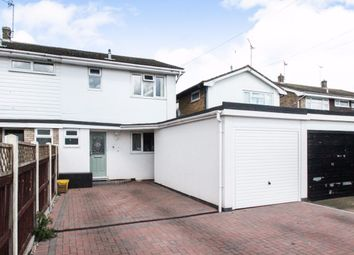 Thumbnail 4 bed semi-detached house for sale in Thisselt Road, Canvey Island