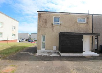 Thumbnail 2 bed end terrace house for sale in Markinch Road, Port Glasgow
