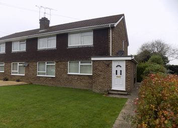 Thumbnail 2 bed maisonette for sale in Fairview Close, Hythe