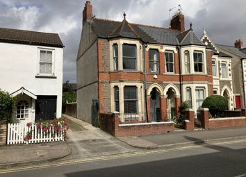 Thumbnail 4 bed property for sale in Clive Road, Canton, Cardiff